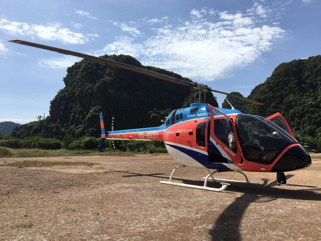 Trực thăng Bell 505