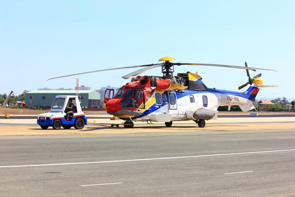 Lịch bay trực thăng Vũng Tàu – Côn Đảo tháng 1/2021