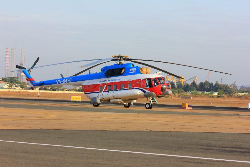 Đăng ký chuyến bay trực thăng tăng cường Vũng Tàu – Côn Đảo – Vũng Tàu